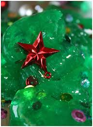 The Grinch Christmas Tree Star by Christmas Tree Homemade Slime Christmas Science Activity For Kids