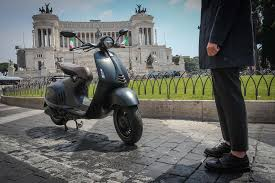 Introducing The New 2017 Vespa Scooters