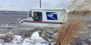 Postal Worker Gets Stuck In Icy River Where Street Used To Be (PHOTO ... Off Road And Stuck Reality Youngstown Plow Truck Gets In Sink Hole Truck Snow Youtube Fire Stuck Snow Tow411 In Snowbank Or Ditch Stock Photo Image Of Plowed Photos Boston Endures Another Winter Storm Wbur News Dsci1383jpg Id 597894 Semi How To Get Your Car Unstuck From Ice Aamco Colorado Heavy Snowfall Hit Tokyo Pictures Getty Images Big New York City Sanitation Forever Snowy Night Tractor Trailer Slips On The Road Winter Video
