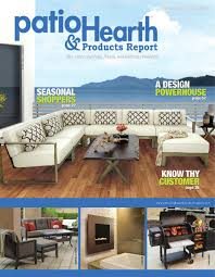 Hearth Patio And Barbecue Association Of Canada by Patio U0026 Hearth Products Report September October 2015 By Peninsula