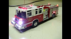 100 Model Fire Trucks 164 Scale Code 3 Pierce Quantum Diecast Fire Truck Model With