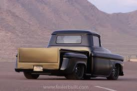 100 1958 Chevy Truck Fesler Project 58