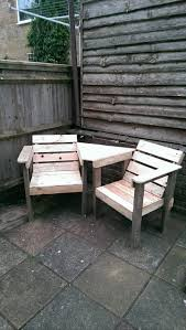 Pallet Adirondack Chair Plans by 137 Best Old Pallets Images On Pinterest Pallet Ideas Pallet