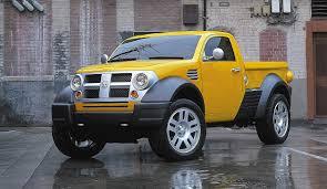 100 Dodge Mini Truck M80 Pickup Concept