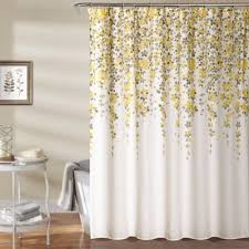Yellow And Gray Window Curtains by Buy Gray Floral Curtains From Bed Bath U0026 Beyond