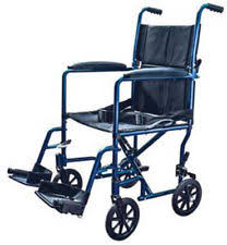 Bariatric Transport Chair 24 Seat by Lightweight Transport Chair Wheelchairs Ebay