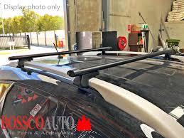 100 Tribeca Roof Black Racks Suitable For Subaru Forester XV