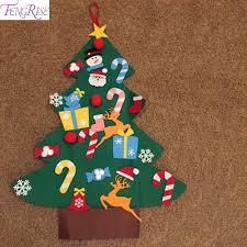 FENGRISE Felt Christmas Tree