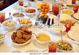 southern fried chicken usa stock photos southern fried chicken