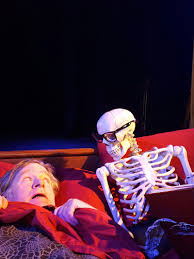Free Halloween Potluck Invitation by Halloween Potluck And Scary Readings At Opera House The Lincoln
