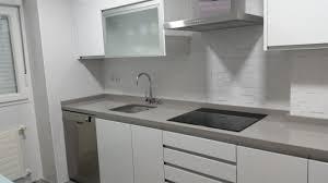 Muebles De Cocina Blancos Con Brillo – Ocinel