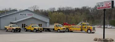 100 Towing Truck Service Dyersville Auto Repair Body Shop Auto Tech Inc