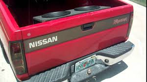 100 1998 Nissan Truck Bagged Nissan Frontier For Sale YouTube
