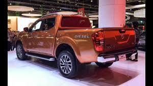 100 Nissan Diesel Pickup Truck 2019 Frontier New Design Review YouTube