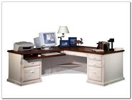 Sauder L Shaped Desk Salt Oak by Sauder Palladia L Shaped Desk Best Home Furniture Decoration