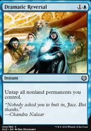 dramatic reversal kld mtg card