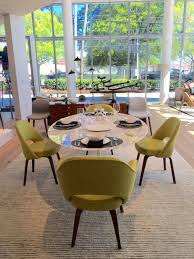 DWR Riley The New Space Is Fun To Explore Even If You Arent Looking For Furniture Floor Ceiling Windows Offer Same Skyline View Of Downtown
