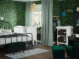 elternschlafzimmer mit babyecke einrichten ikea deutschland