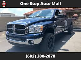 2007 Used Dodge Ram 1500 2007 Dodge Ram 1500 SLT Pickup Truck At One ... Dave Sinclair Chrysler Dodge Jeep Ram New Fort Backpage Elegant Twenty Used Pickup Trucks 2015 1500 Rt Hemi Test Review Car And Driver 2004 Hemi 4x4 Leather Custom Graphics Loaded 50 Lovely 2500 Parts Towexpresscarwashcom Buying A Savannah Research Campton Vehicles For Sale 2001 4x4 Regular Cab Short Bed Lifted Good Tires 2010 4wd Crew Power Truckdowin
