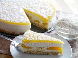 mango milchreis torte