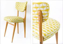 chaise ée 50 chaises ées 50 relookées meubles chaise ée 50