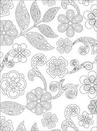 View More Images From Modern Flowers Coloring Book ArtistsClub