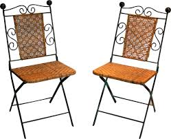 Pair Of Folding Vintage Chairs In Wrought Iron And Rattan - Design Market 1000 Lb Max Black Resin Folding Chair Elegant Mahogany Chairs With Padded Seat For Events Buy Chairmahogany Chairpadded Product On Handcrafted Teakwood Bamboo Becak Ascot Ding Suite With Highback Recliner New Design Modern Beach Camping One Pack Amazoncom Wghbd Solid Wood Stool Computer 4pcs Foldable Iron Pvc For Cvention Exhibition Khaki Clearance Minimalistic Cute Elegant Fox Drawing Lineart Sling By Guntah Side Party Planning Folding Chair Wooden