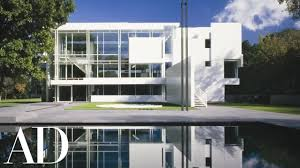 100 Richard Meier Homes Architect Reflects On His Firms Illustrious 50year History