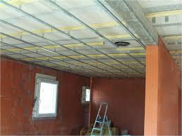comment fixer les suspentes sous un plafond hourdis béton 10