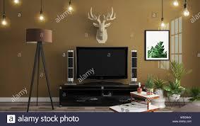 100 Zen Style Living Room Smart Tv Mockup On The Cabinet Decor Modern Living Room Zen