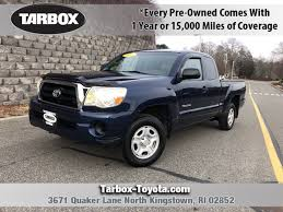 100 Used Trucks For Sale In Ri PreOwned 2006 Toyota Tacoma Base Extended Cab Pickup In North