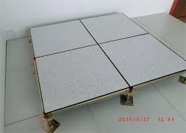 good sealing soft light raised flooring tiles 600 600 35mm for