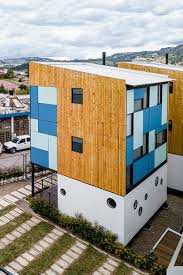 100 Cubic House Cubic Houses In Paipa Colombia Attract Attention By Colors And