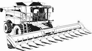 Lovely Dessin Animé Tracteur Tom Gratuit Coloriage Tracteur John