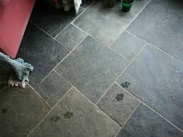 slate floor tiles slate floor tile black or graphite 6 tiles