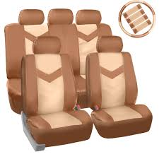 Fh-pu021115 Synthetic Leather Auto Seat Covers W. Accessories Beige ... Dodge Ram Pickup Seat Covers Unique 1500 Leather Truck Seat Covers Lvo Fh4 Black Eco Leather For Jeep Wrangler Truck Leatherlite Series Custom Fit Fia Inc Auto Upholstery Convertible Tops Mccoys New York Ny By Clazzio Man Tga Katzkin Vs 20pc Faux Gray Black Set Heavy Duty Rubber Diamond Front Cover Masque Luxury Supports Car Microfiber