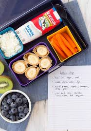 Fast And Healthy School Lunch Ideas Tips These Make Ahead Save You