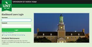 Unt Faculty Help Desk by Blackboard Learn Information University Information Technology