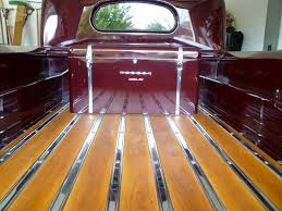 Truck Bed Treatments And Ideas ~ Roadkill Customs My Diy Side Rail Made From Eucalyptus Wood And 2x2s Truck Bed Coloring Wooden 1941 Ford Pickup Classic Truck Custom Wood Bed For Sale Youtube Gmcchevy Oak Wood 1960 1972fleetside Options For Chevy C10 Gmc Trucks Hot Rod Network Photo Gallery Zebra 11 Hacks The Family Hdyman Dolly How To Build One A 1957 F100 Storage Drawers Diy Height Split Personality Legacy Classic Napco Chevrolet Treatments Ideas Roadkill Customs
