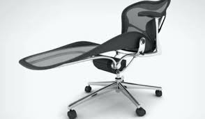 Desk Leather Ergonomic fice Desk puter Chair Maxo El