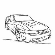 The Ford Mustang Muscle