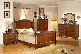 Bedroom Oak Furniture Platform 3 Piece Bedroom Set Contemporary