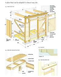 12 X 20 Modern Shed Plans by 100 Shed Floor Plans Free How To Build A Shed On The Cheap