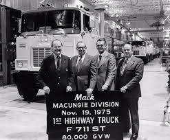 Mack Trucks On Twitter: