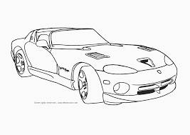 Coloring Pages Old Muscle Cars
