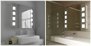 bathroom mirrored cabinets with lights best of bathroom mirror