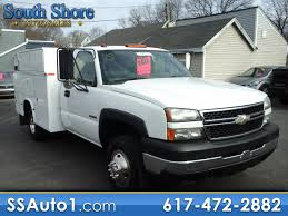 100 Used Chevy Truck For Sale 2006 Chevrolet Silverado 3500 Work For In
