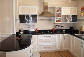 cuisine alu et bois model element de cuisine photos best agrable model element de