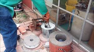 Metal Melting Furnace Build (No Welding) - Furnace In Action - YouTube The Worlds Best Photos Of Backyardmetalcasting Flickr Hive Mind Foundry Facts Making Greensand At Home For Metal Casting Youtube Casting Furnaces Attaching A Long Steel Wire Handle Paul Andrew Lifts Redhot Backyard Metal And Homemade Forges Photo On Stunning Backyards Wonderful 63 Chic A Cheap Air Blower Back Yard Or Forge Make Quick And Dirty Backyard Mold