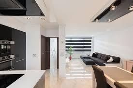 wohnzimmer decken schwarz und weiß wohnzimmer decke